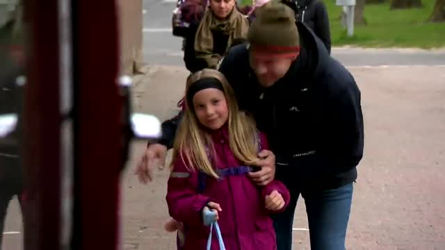 Children Overseas Begin Going Back To School Amid COVID-19 Pandemic