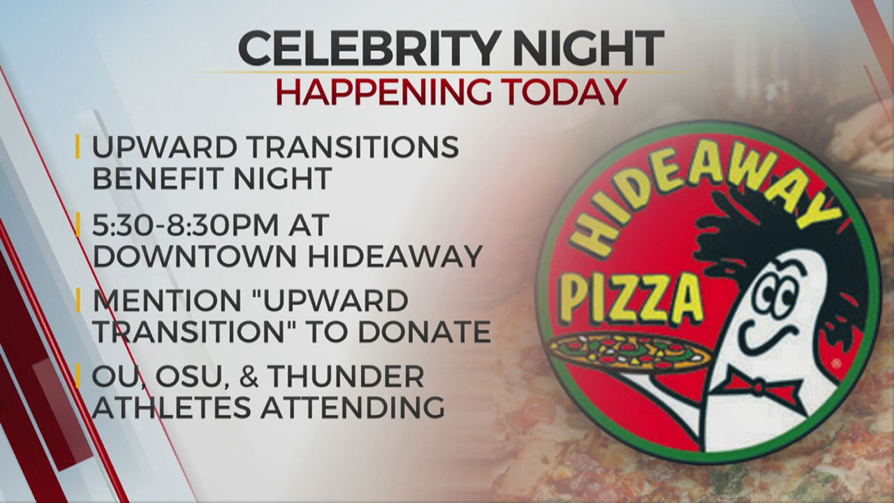 Pizza For A Cause
