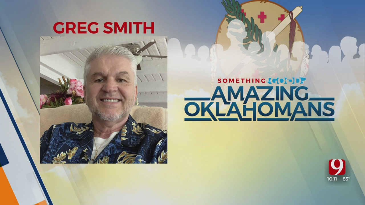 Amazing Oklahoman: Greg Smith