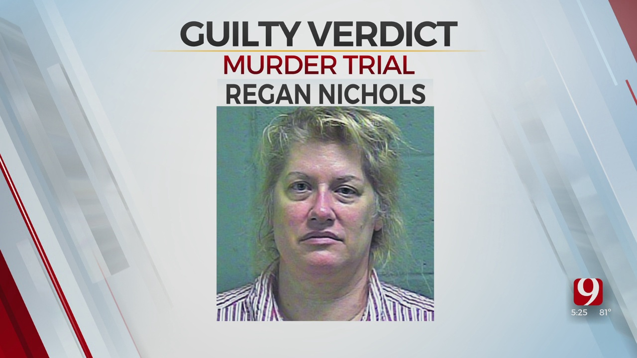 Midwest City Doctor Found Guilty Of 2nd-Degree Murder