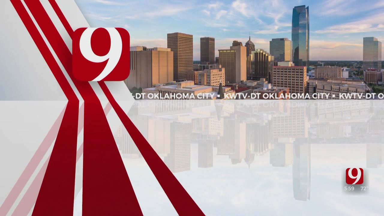 News 9 6 p.m. Newscast (May 13)