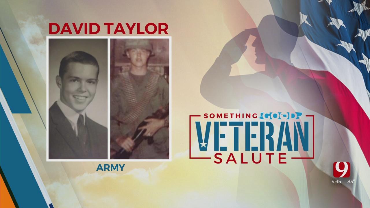 Veteran Salute: David Taylor