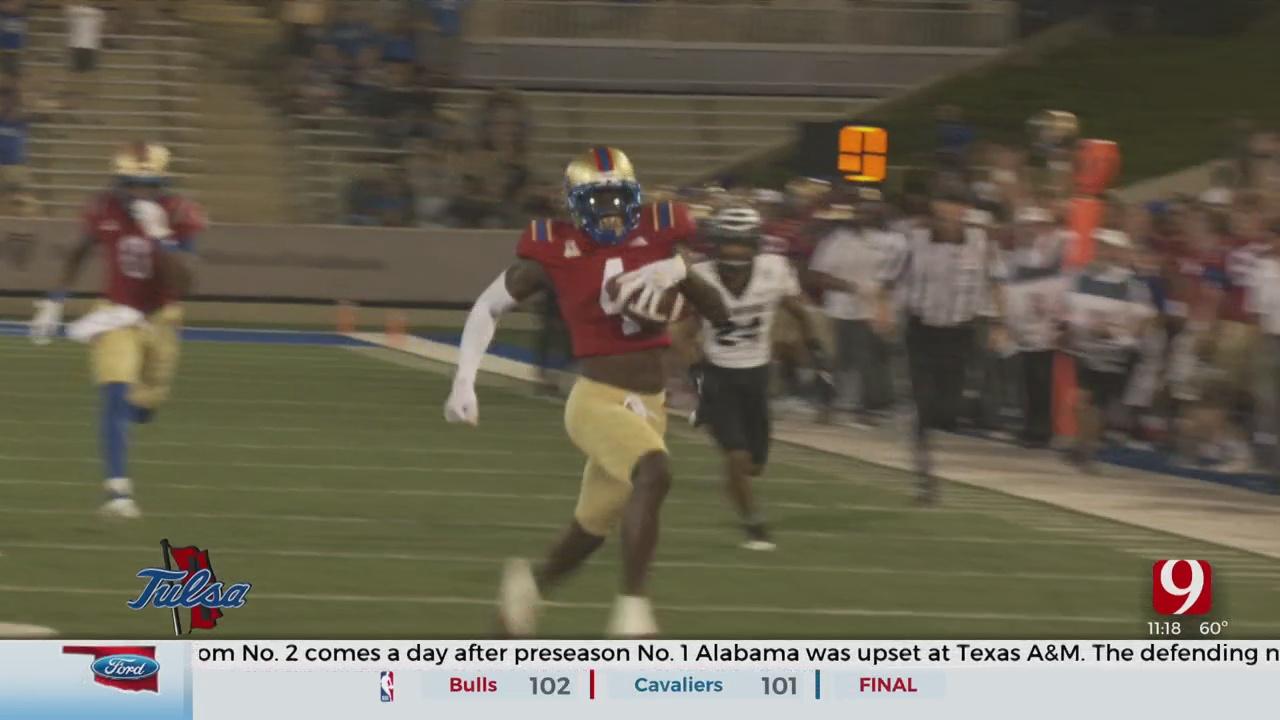 TU Football Breakdown: Golden Hurricane Bounce Back With Win Against Memphis