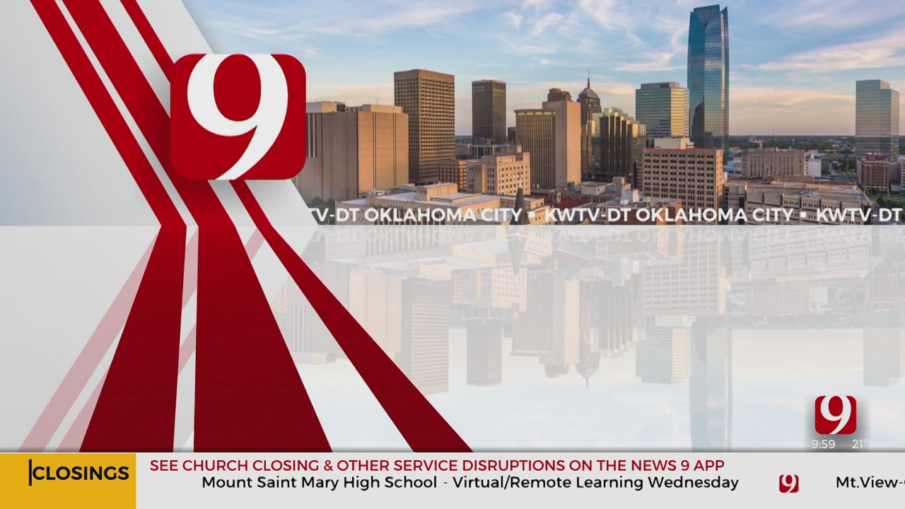News 9 10 p.m. Newscast (Febraury 9)