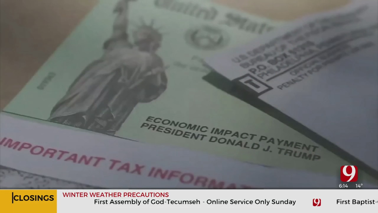 Stimulus Checks And Your Taxes - What Tax Experts Say You Need To Know