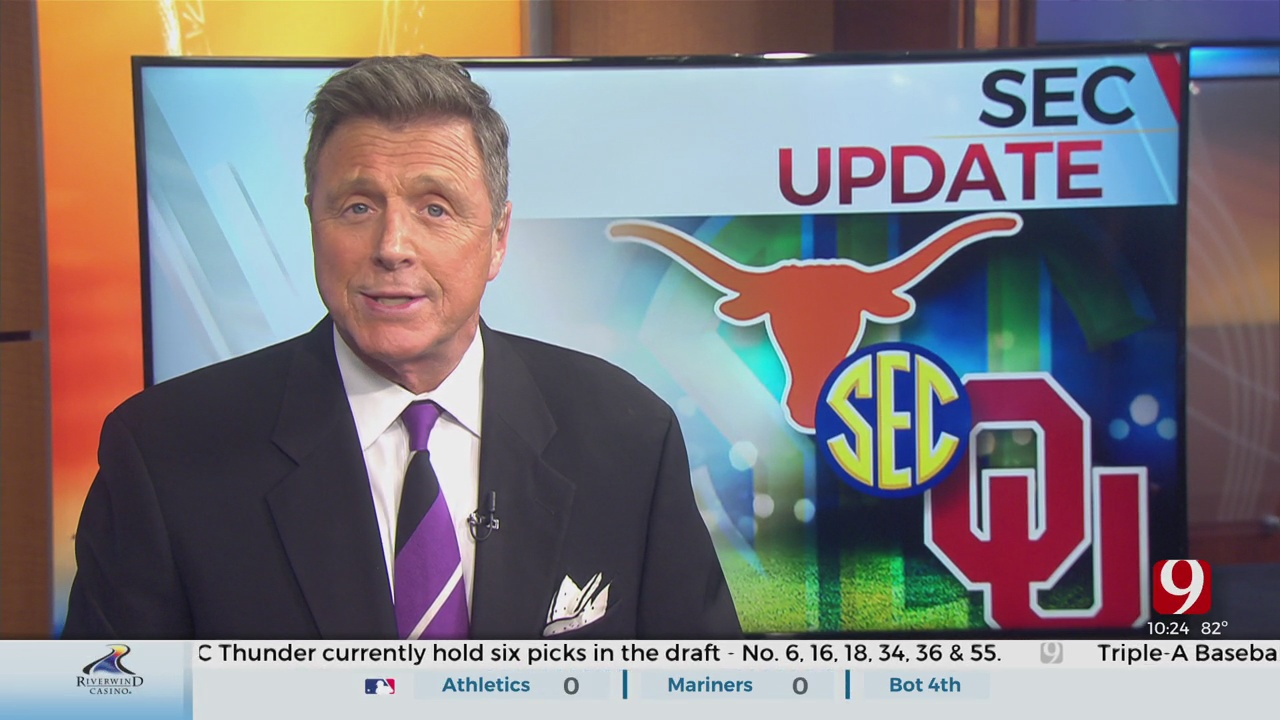New Information On The Latest From Proposed OU-Texas Move To SEC