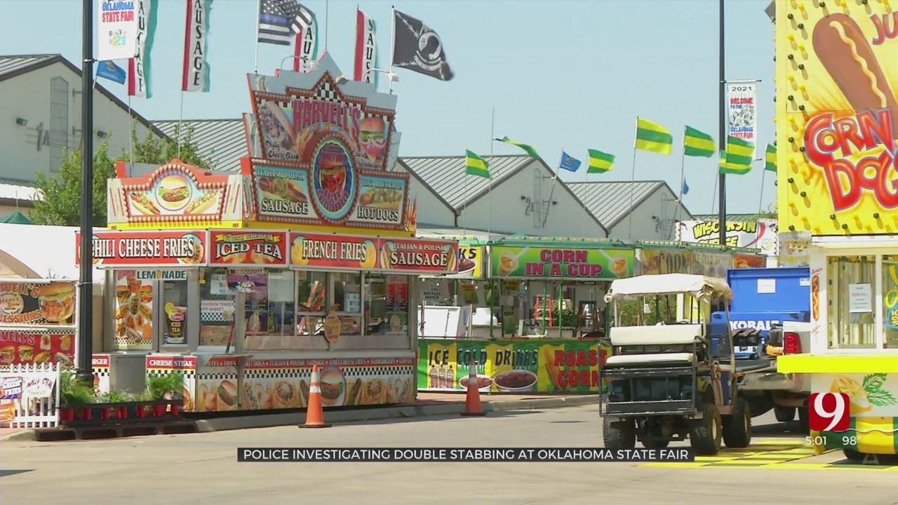 Stabbing At Oklahoma State Fair Sends 2 To Hospital