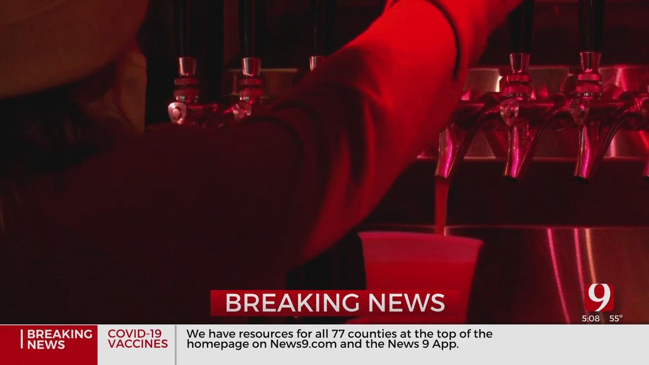 Gov. Stitt Extends State Of Emergency Executive Order, Pulls 11 P.M. Bar Curfew
