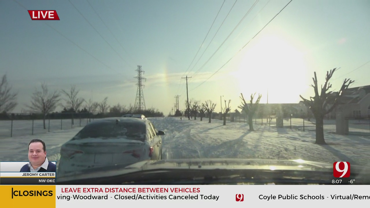 Storm Tracker Pulls Vehicle Stuck In High Snow