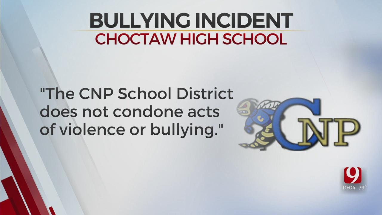 Choctaw High School Bullying Incident