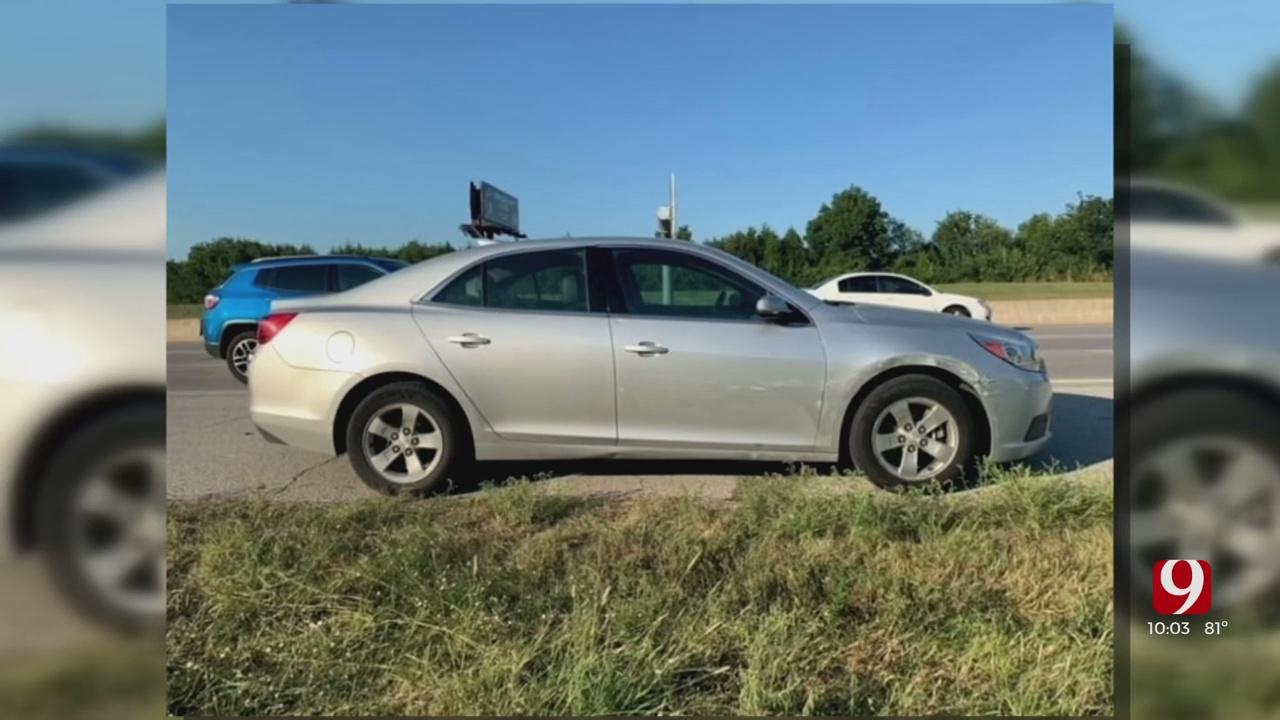 OHP Investigating Road Rage Incident