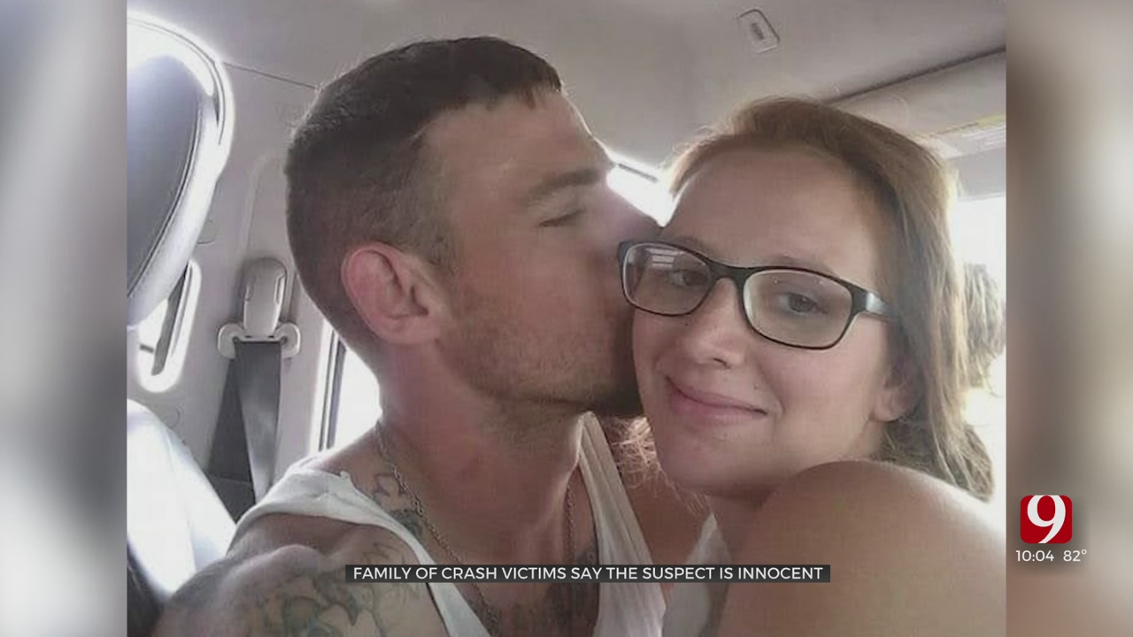 Caddo Co. Man Charged With Manslaughter In Crash That Killed Fiancé & Soon To Be Stepdaughter