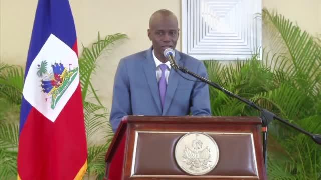 Haiti President Jovenel Moïse Assassinated At His Private Home