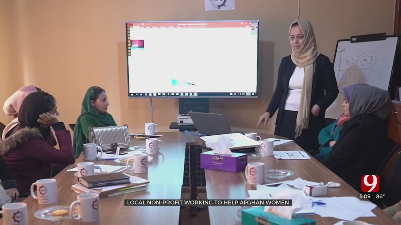 Local Program To Continue Helping Women In Afghanistan After Taliban Takeover