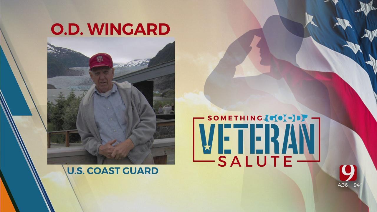 Veteran Salute: O.D. Wingard