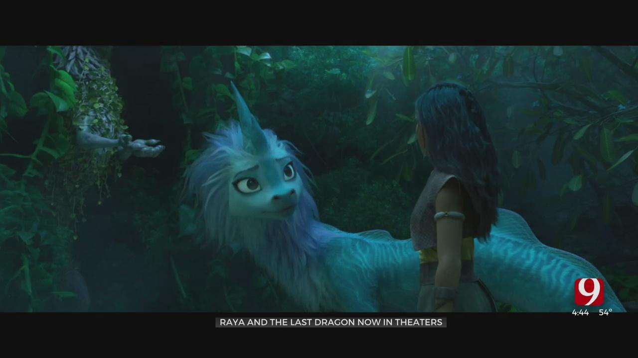 Dino's Movie Moment: Raya and the Last Dragon