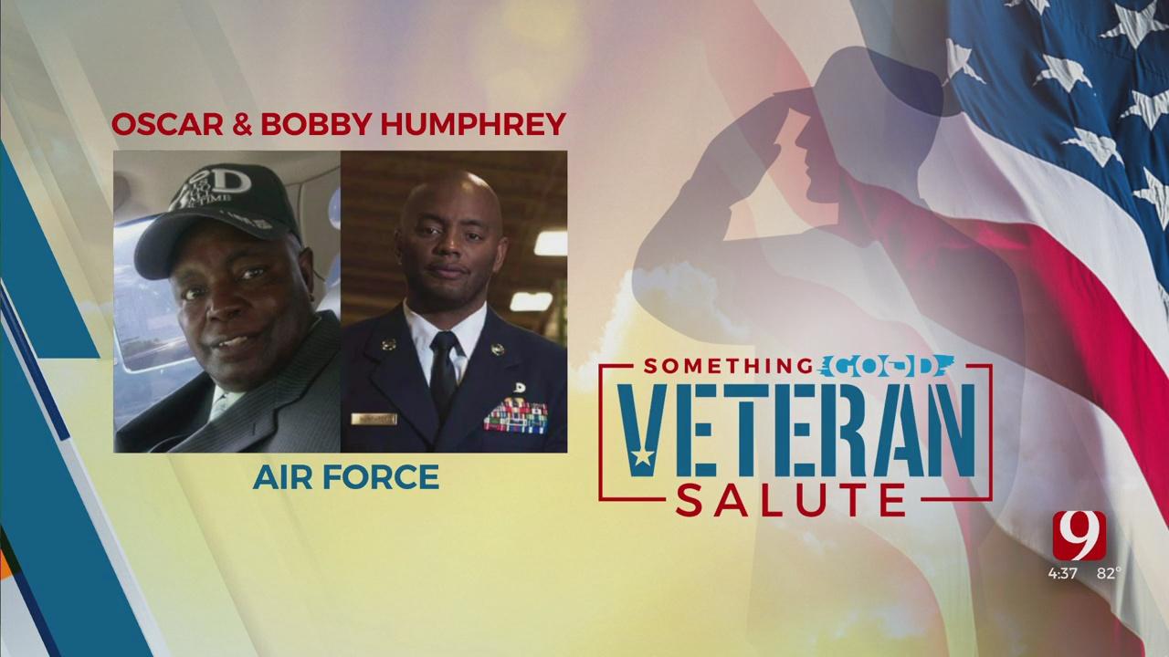 Veteran Salute: Oscar and Bobby Humphrey