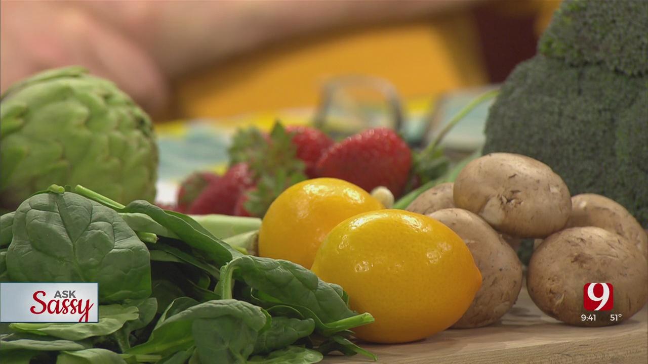 Ask Sassy: In Season Produce