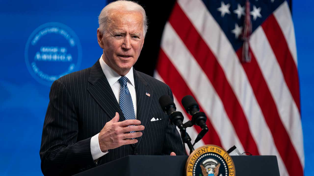 President Biden To Pitch Sweeping 'Family Plan' In Speech To Congress