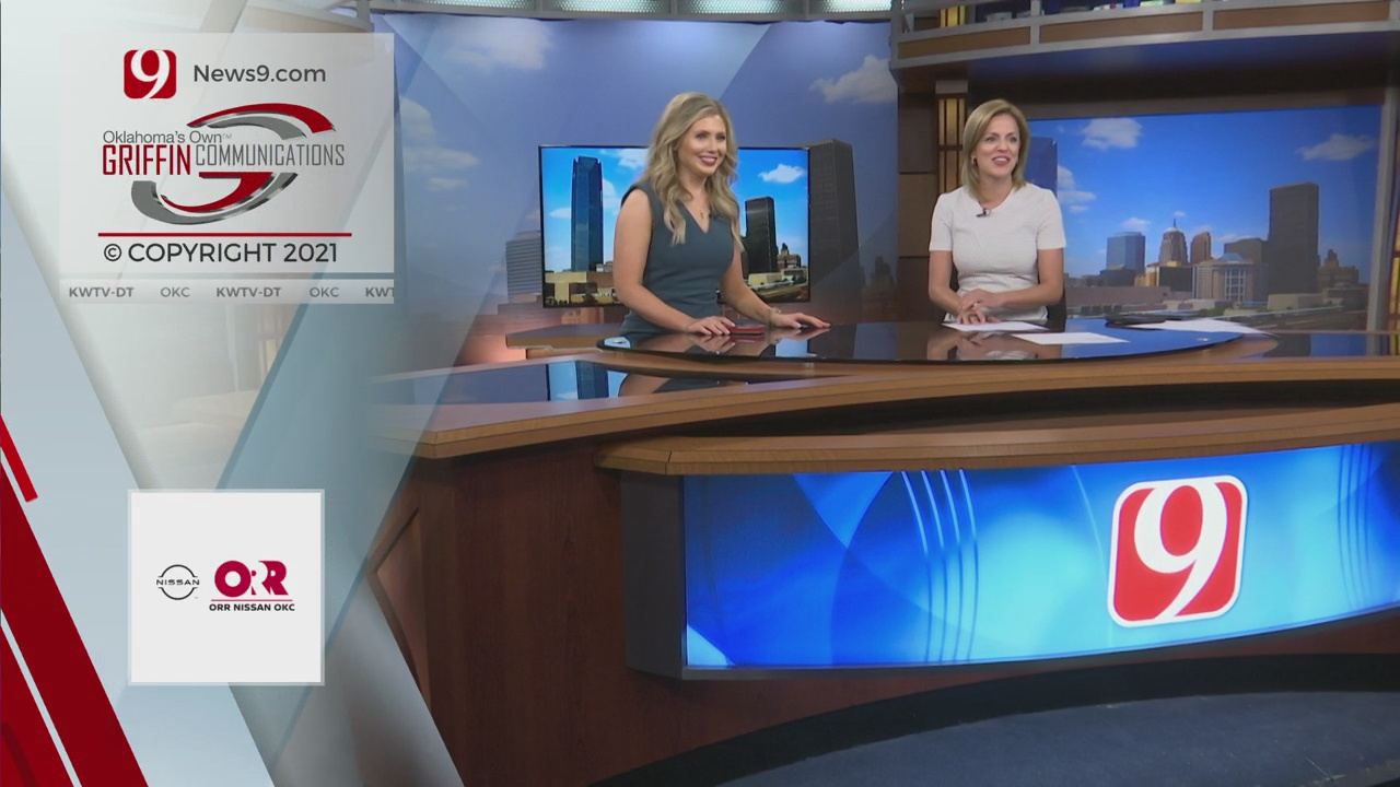 News 9 Noon Newscast (June 1)