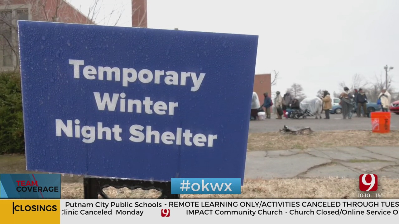 Metro Shelter Grows Concerned As Temperatures Expected To Continue Dropping