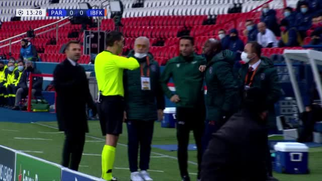 International Soccer Match Suspended After Referee Allegedly Uses Racial Term