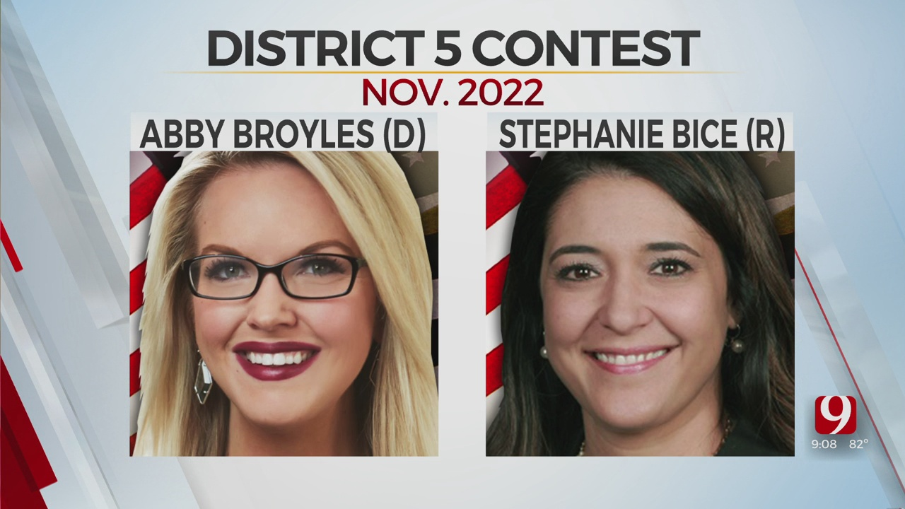 Abby Broyles Announces Campaign For District 5