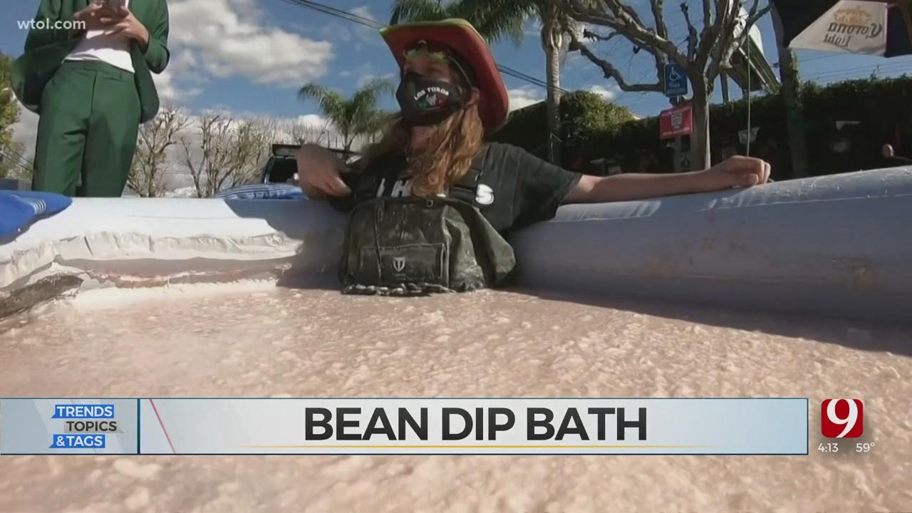Trends, Topics & Tags: Bean Dip Bath
