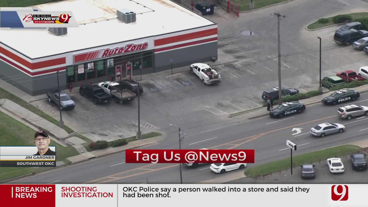 OCPD: Person Walks Into Business Wounded By Gunshot