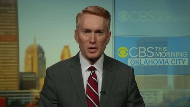 Senator James Lankford Discusses This Weekend's Trump Rally In Tulsa