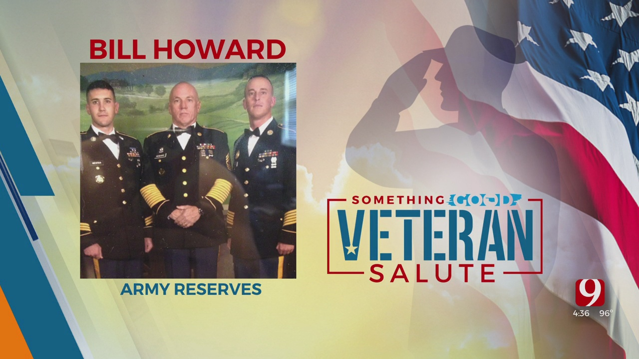Veteran Salute: Bill Howard