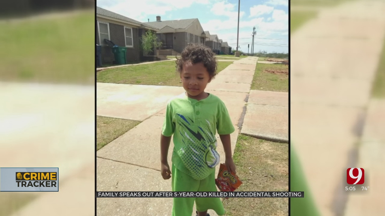 Mother Speaks Out After Her 5-Year-Old Boy Was Accidentally Shot, Killed In NE OKC