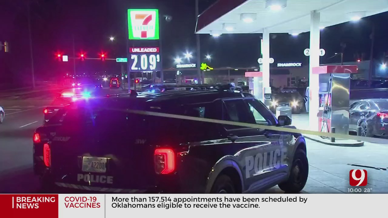 Witness Gives Account Of Deadly Gas Station Shooting