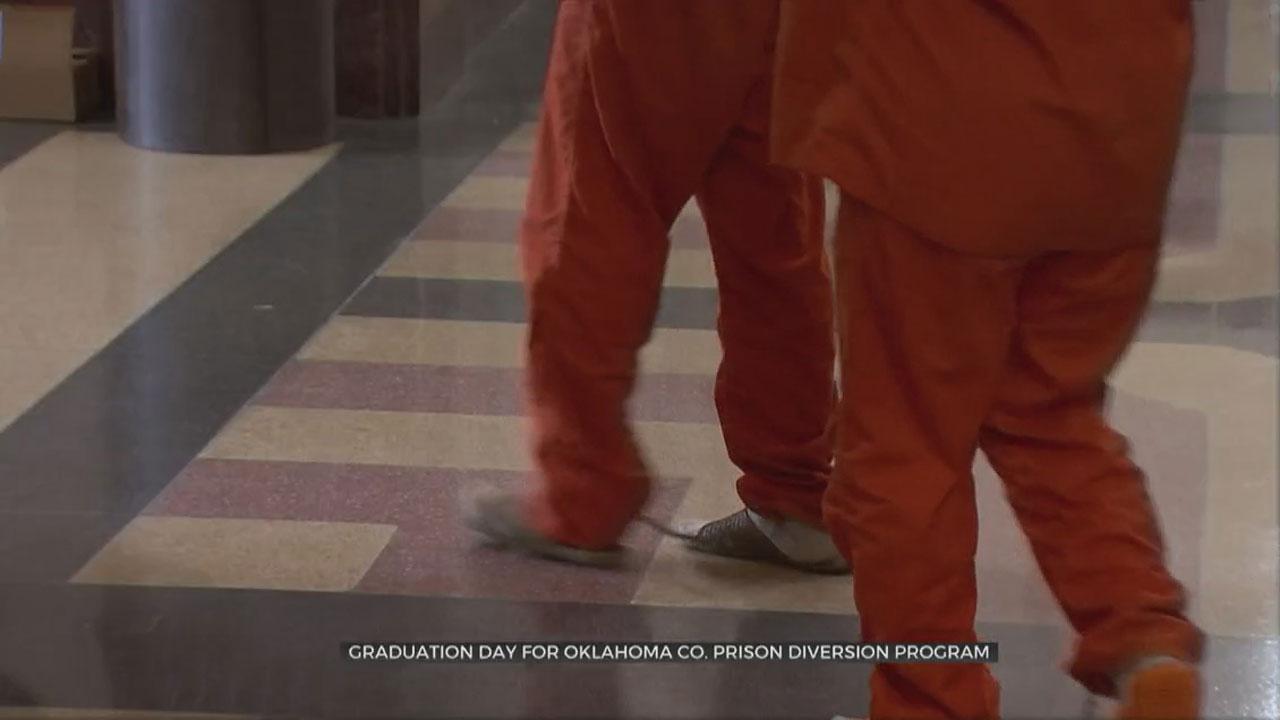 Oklahoma County Community Sentencing Program Celebrates Graduates