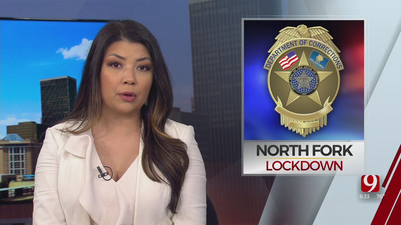 Visitation Restored To Oklahoma Correctional Facilities, North Fork Correctional Center Still On Lockdown