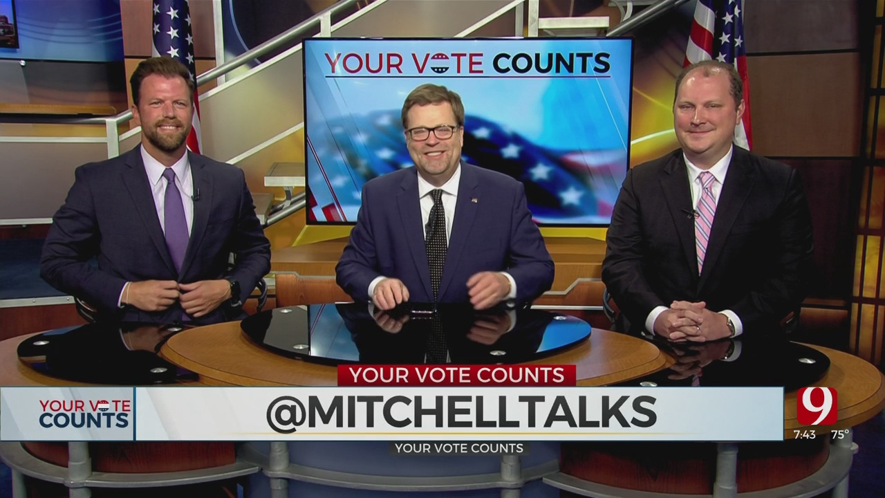 Your Vote Counts: Nursing Homes, Gov. Stitt's Comments On President Biden And Afghanistan