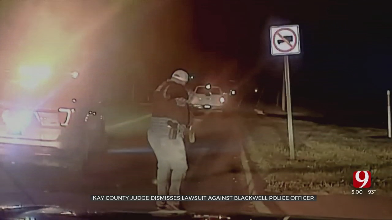 Judge Issues Order To Dismiss Case Against Blackwell Lieutenant Charged In 2019 Shooting