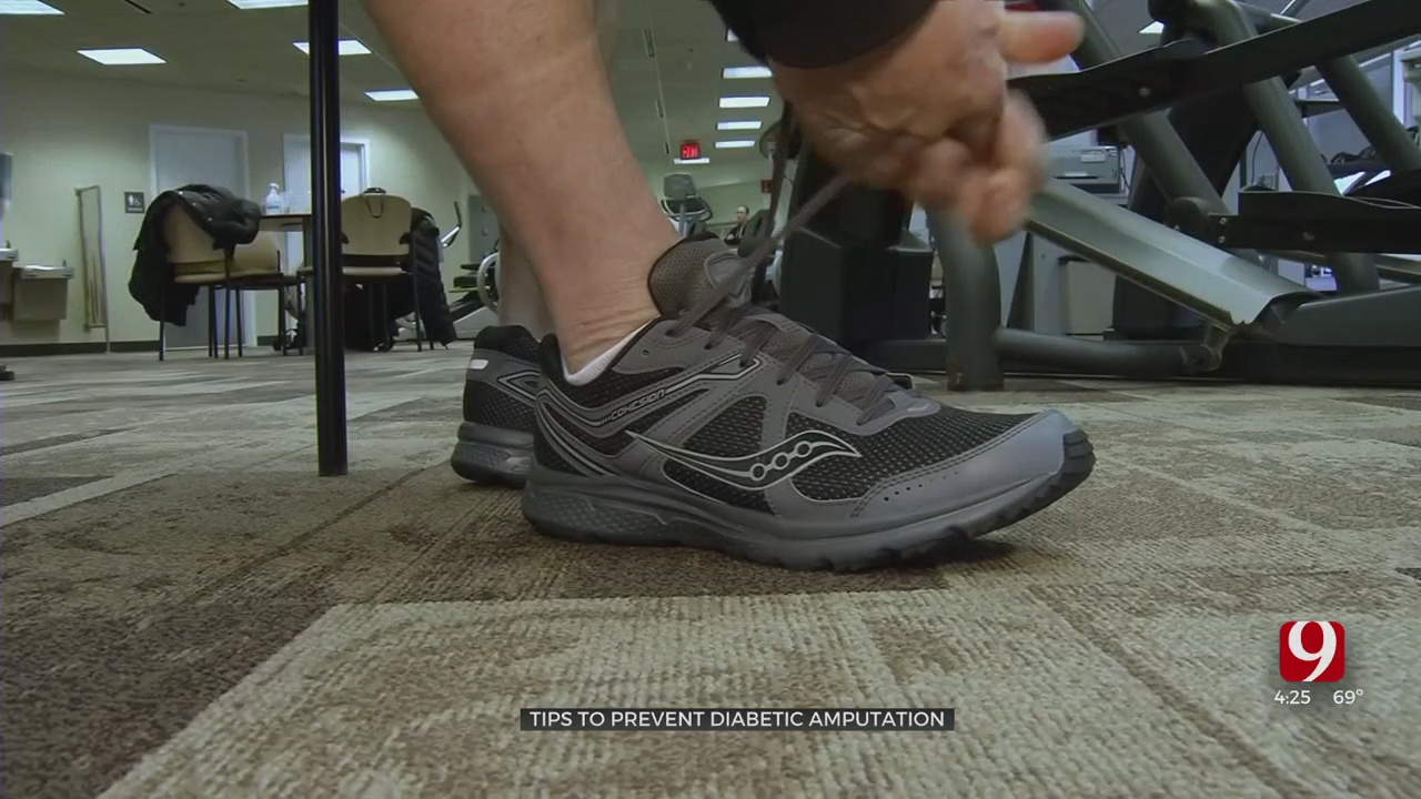 Medical Minute: Tips To Prevent Diabetic Amputations