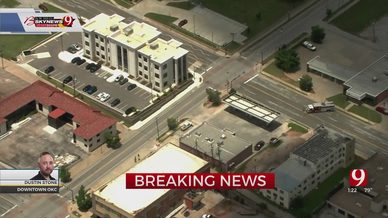 Some Buildings In Downtown OKC Evacuated After Reported Gas Leak