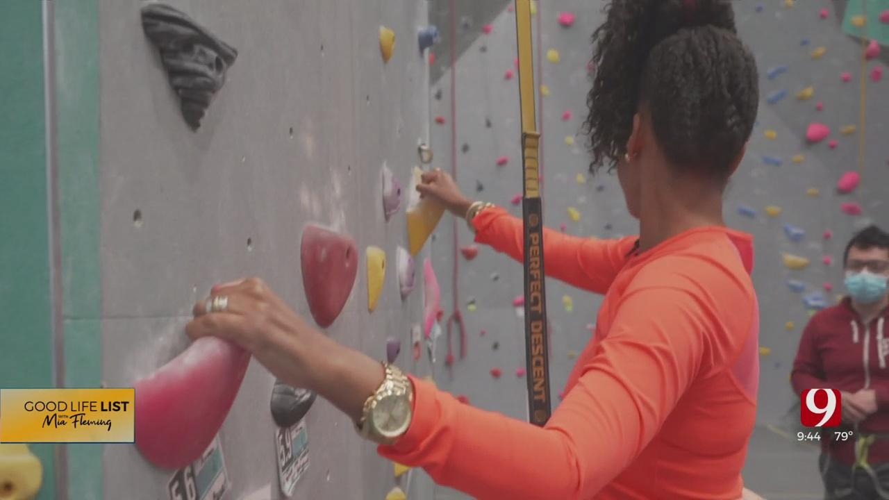 Good Life List: Rock Climbing