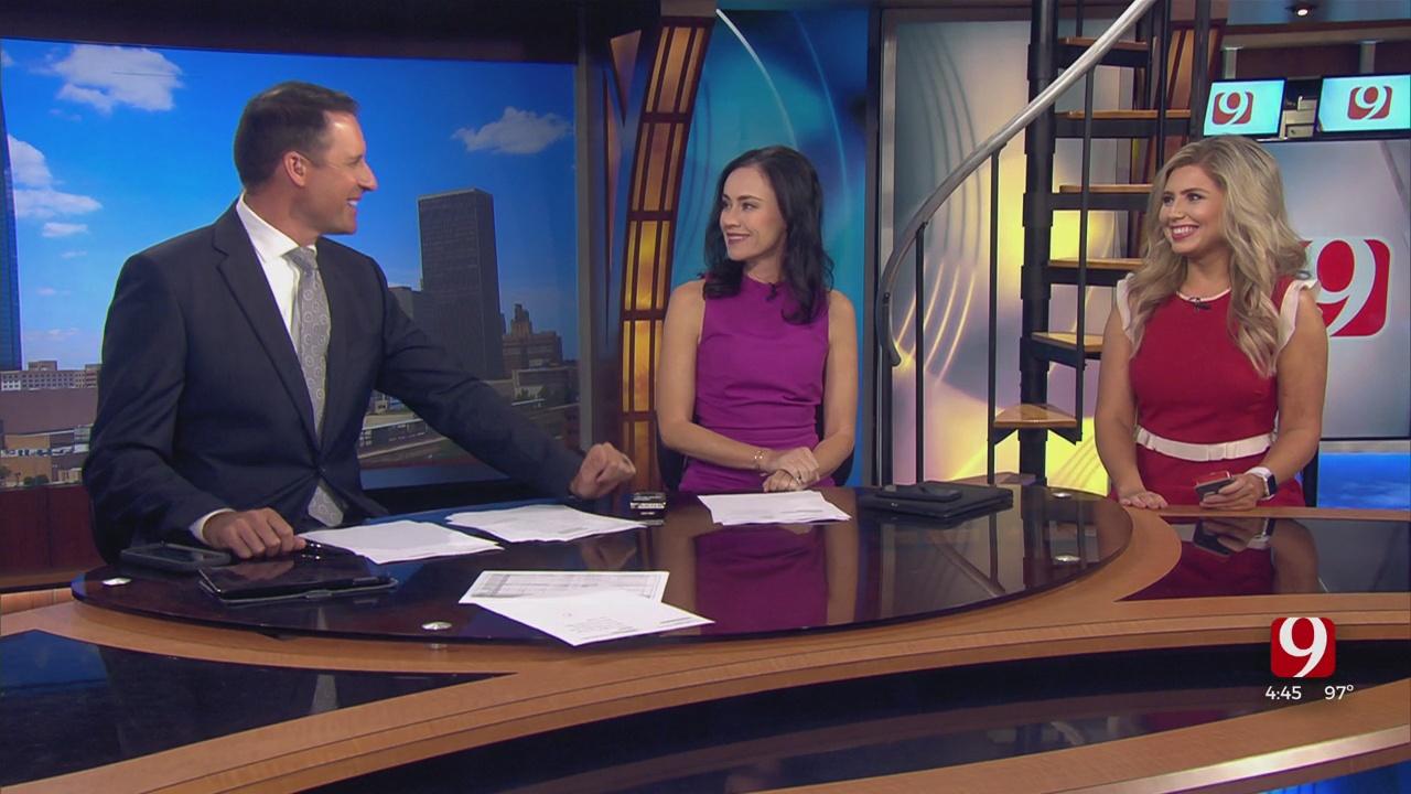 News 9 4 p.m. Newscast (Aug. 23)