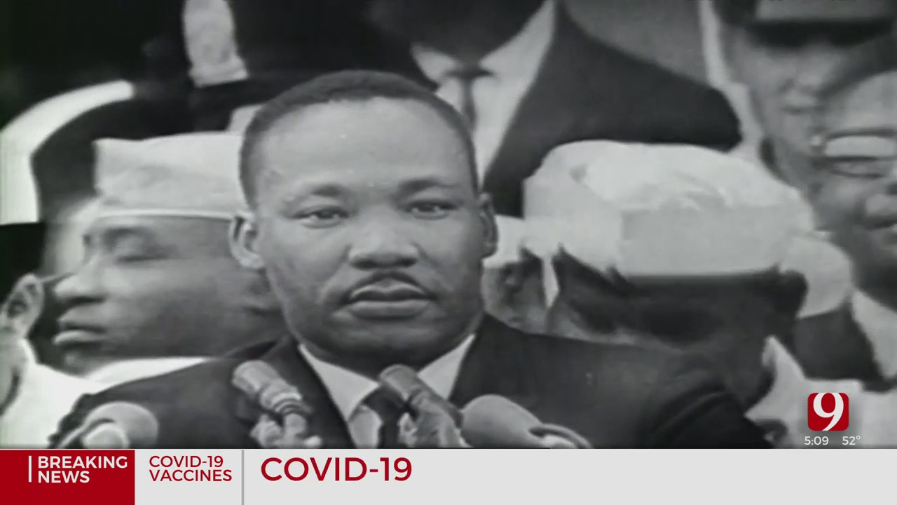 MLK Day Celebrations Go Virtual In OKC Metro