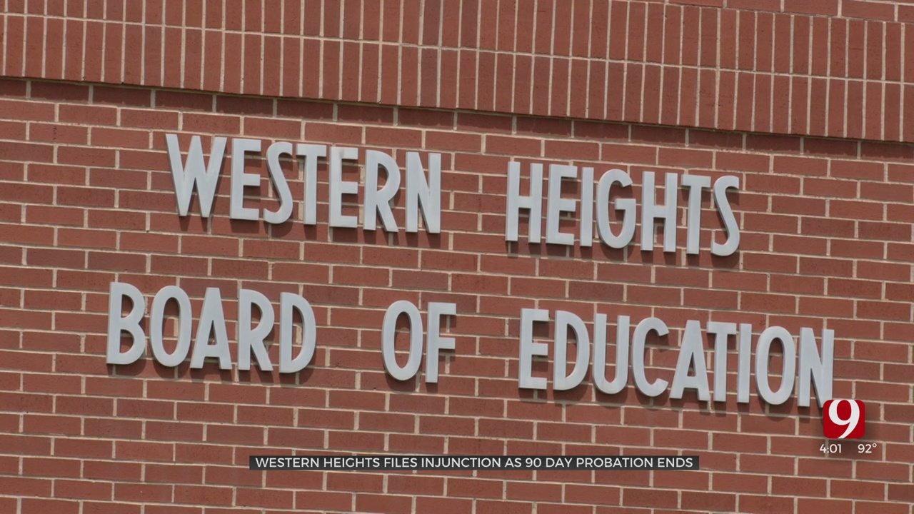 Probation Period Ends, Future Uncertain At Western Heights Public Schools