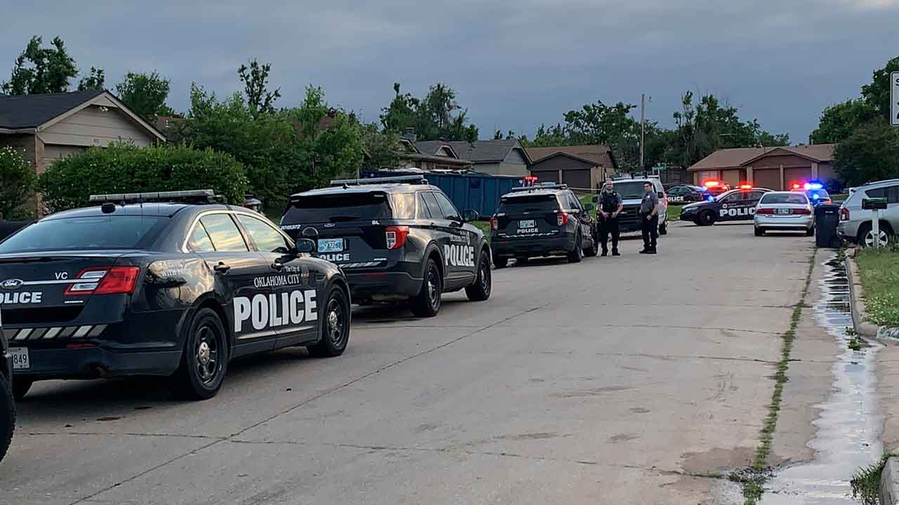Woman In Critical Condition Drive-By Shooting In SE OKC, Police Say