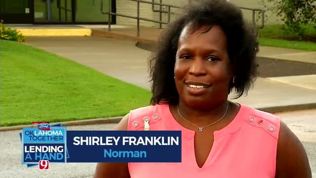 N9 Lending a Hand - Shirley Interview