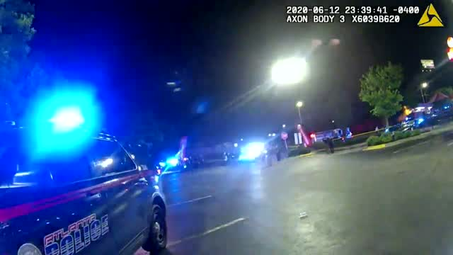 Atlanta Officers Surrender To Police In Rayshard Brooks' Death