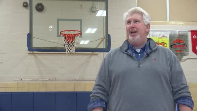WATCH: Custodian Goes Viral After Making Incredible Trick Shot