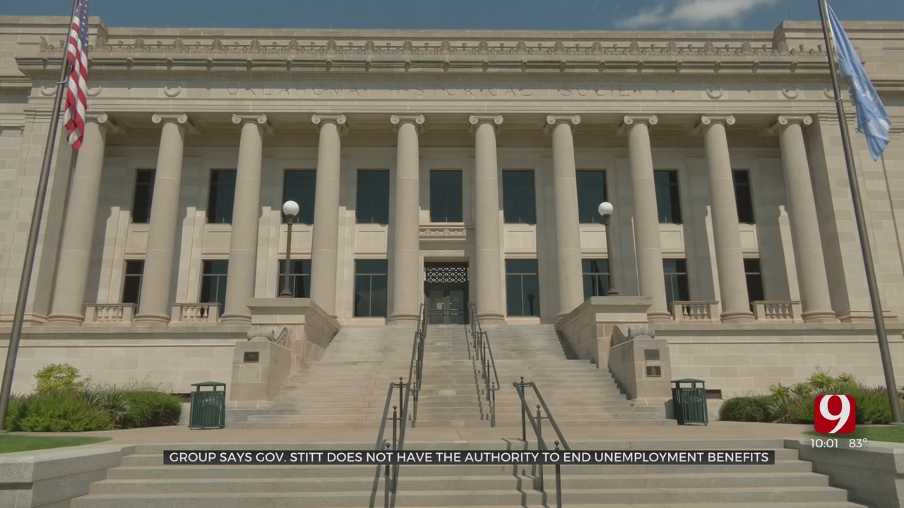 Group Of Oklahomans Ask Supreme Court To Resume Federal Unemployment Programs Halted By Stitt