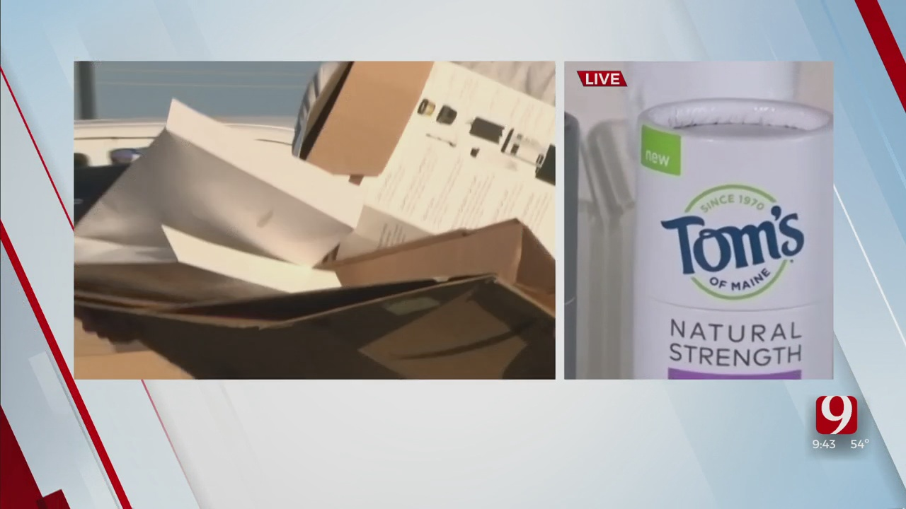 WATCH: Tips On How To Be Less Wasteful