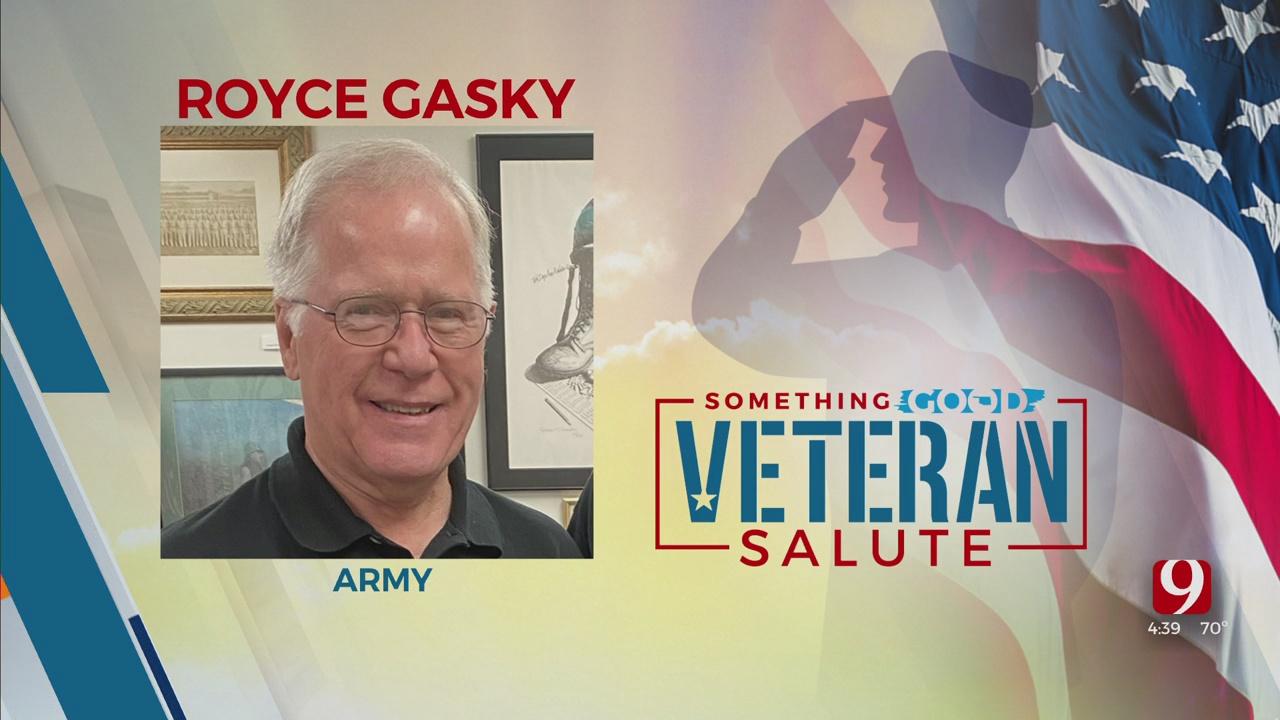 Veteran Salute: Royce Gasky